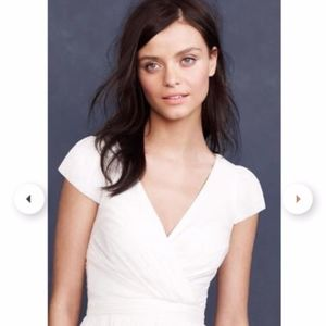 J Crew 'Miranda' bridal dress